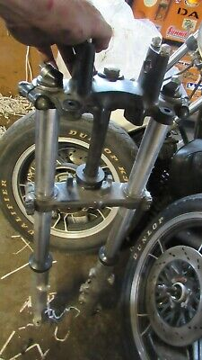 SUZUKI GS1100 FRONT Fork Assembly - $159 99 | PicClick