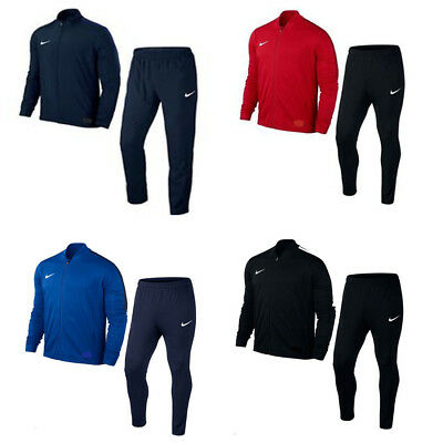 best cheap website for discount size 40 NIKE HOMMES ACADEMY 16 Polyester Dri-Fit Bleu Noir Rouge Football  Survêtement
