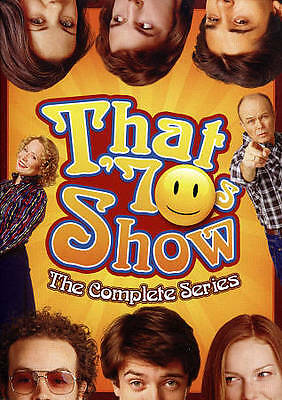 That 70s Show: The Complete Series DVD 2013 Seasons 1-8 lot + King Kelso 10 Best