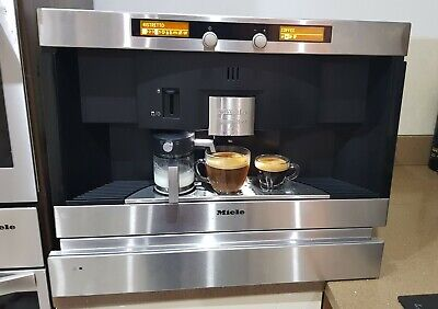 Miele Nespresso Coffee Machine Cva3660 32700 Picclick Uk