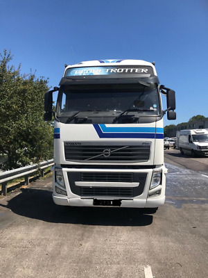 Volvo Fh Globetrotter 460 Xl 6X2 Tractor
