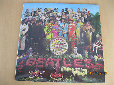 Beatles - Original Sgt. Peppers Lonely Hearts Club Band