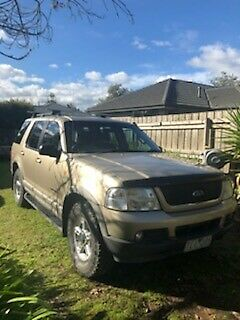 Ford Explorer 2001 Xlt 4Wd