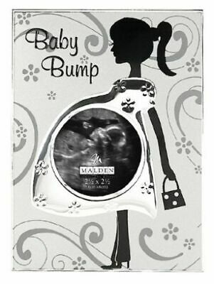 Baby Bump Ultrasound Photo Frame Baby Shower Gift