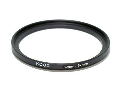 Stepping Ring 62-67mm 62mm to 67mm Step Up Ring Stepping Rings 62mm-67mm