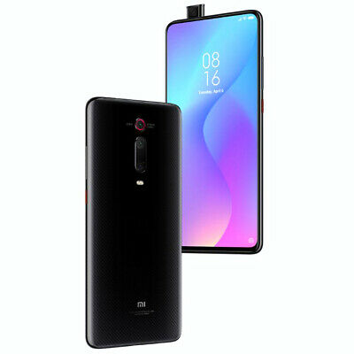 "Xiaomi Mi 9T 6.39"" 4G Handy Smartphone Octa Core 6+64/128GB 48+20MP Quad Cameras"