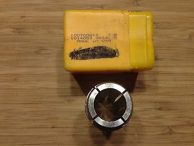 "Kennametal Erickson 100TG0875 7/8"" Single Angle Collet"