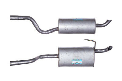 ERN662 RENAULT CLIO 1.2 1998-2005 EXHAUST SILENCER REAR BACK BOX TAIL PIPE