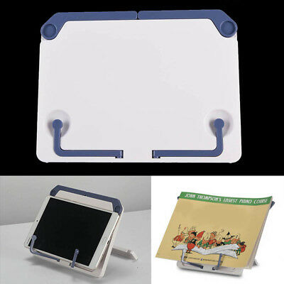 folding tabletop music stand sheet music holder for guitar musical instrument UL