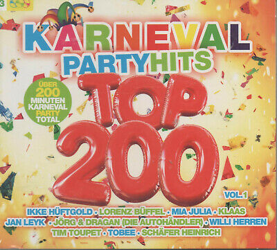 Karneval Party Hits Top 200 Johnny Dapp Schifoan Ring Of Fire Alkohol Blues uvm