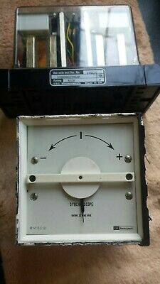 3 Phase Syncroscope With Drive Module Gec Marine Switchboard