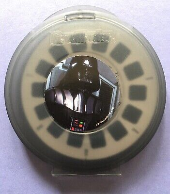 3x Viewmaster Reels, Star Wars, Revenge Of The Sith