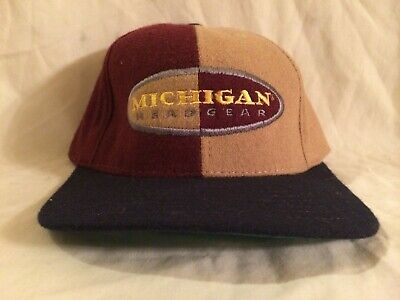 Michigan Headgear Cap