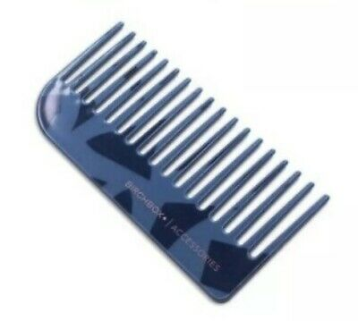 Birchbox Accessories Wide Tooth Detangling Hair Comb New & Sealed *FAST POST*