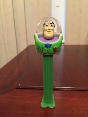 **** Buzz Lightyear Pez Dispenser Plastic Figure Disney Pixar Toy Story 2006