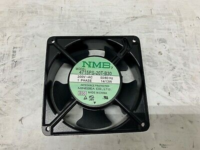 Nmb 4715Ps-20T-B30 New...  Free Shipping Ups Ground