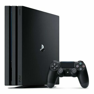 Sony Console Ps4 Playstation 4 Pro 1Tb