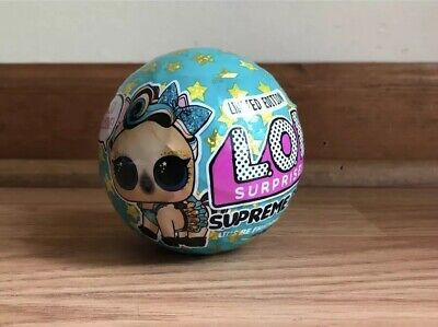 LOL Surprise Supreme Pet Series Limited Edition Exclusive Luxe Bling Pony NEW