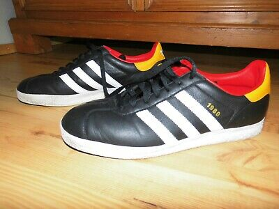 VINTAGE ADIDAS ROM Sneakers Turnschuhe Trainers Gr 43 70er