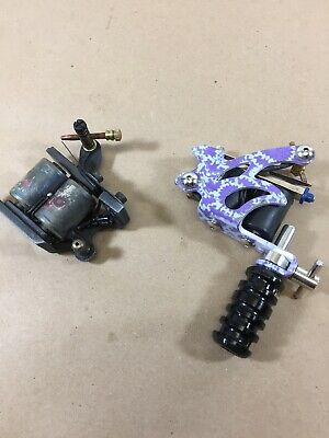 Lot of tattoo coil machines *read see pictures*