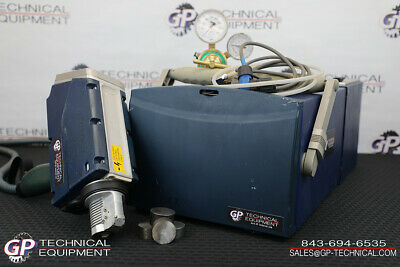 Oxford Instruments ARC-MET 8000 Mobile Lab Spectrometer - GE Olympus InnovX