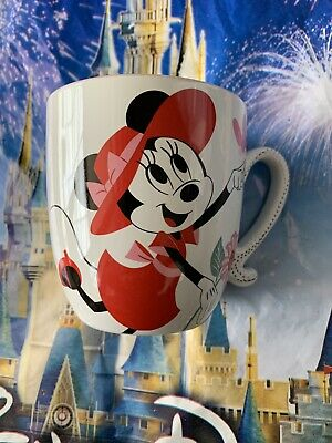 Disney Epcot Flower & Garden Festival 2019 Minnie Happiness Blooms Coffee Mug