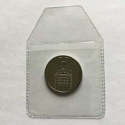 Great British Coin Hunt A-Z Alphabet 10p Uncirculated H Houses Parliament 2018
