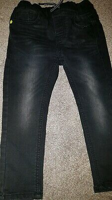 Next baby boy jeans black jeans toddler jeans 3 years old
