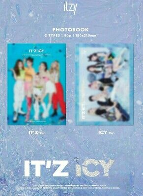 Itzy - It'z Icy Album (Select Version) [Kpoppin Usa] Kpop