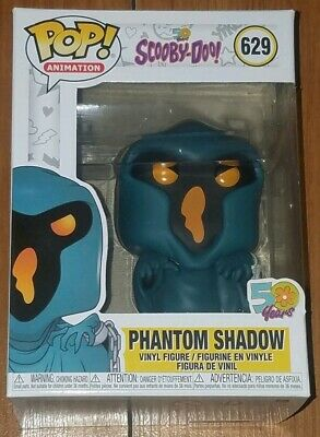 Funko Pop Animation #629 Phantom Shadow Scooby-Doo 50 Years In Hand Now