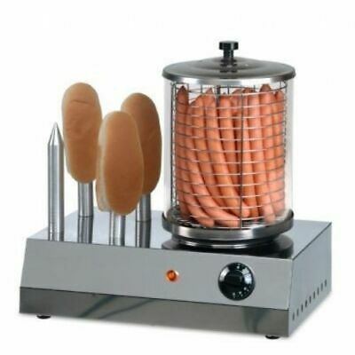 Saro Hot Dog Device Model CS400 Sausage Warmer Bockwurstwärmer Fast Food