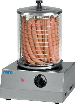 Saro Hot Dog Device Model CS100 Sausage Warmer Bockwurstwärmer Fast Food