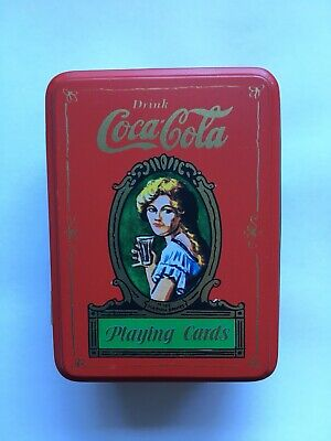 Coca-Cola Collectable Playing Cards 1980
