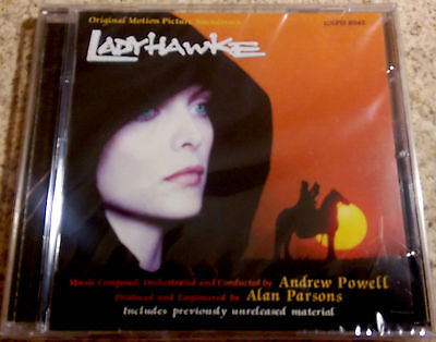 Andrew Powell, Alan Parsons–Ladyhawke (Original Motion Picture Soundtrack), CD