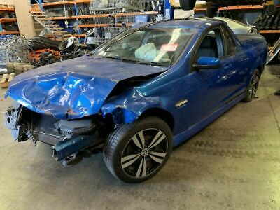 2008 VE SV6 UTE - write off Voodoo Blue V6 LOW KM AUTO Alloytec Ly7 damaged