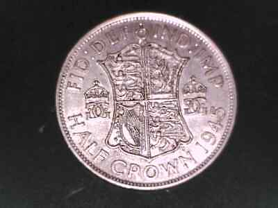 Great Britain 1945 Half Crown