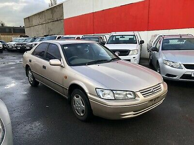1998 Toyota Camry Csx Sedan 4Cyl Auto No Reserve Auction No Reg No Rwc Mazda