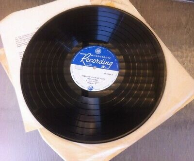 Radio Transcription, Freedom From Hunger 1969 , 33rpm vinyl record