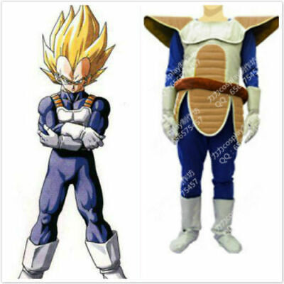 New Dragon Ball Z Kai super Saiyan Vegeta Prince Cosplay shoes Bootes HH.056