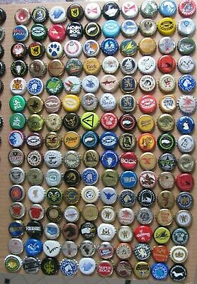 150 Mixed Different Animal Themed Beer Bottle Caps