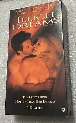 Illicit Dreams Unrated Rare Oop Vhs!Not On Dvd Shannon Tweed Erotic Thriller Euc