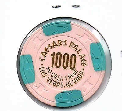 1,000.00 ncv casino chip from caesars