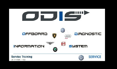 LATEST 2019✔️ ODIS-E 9.0.6 VAG ENGINEERING SOFTWARE✔️ License until 2030✔️ DOWNL