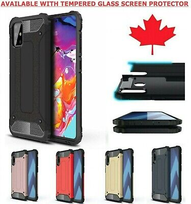 For Samsung Galaxy A20 A50 A70 Case Full Body Rugged 360 Shockproof Hard Cover