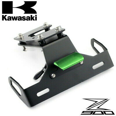 Kawasaki Z900 17-19 Tail Tidy LED Number Plate Holder Fender Eliminator