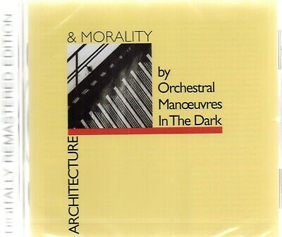 Orchestral Manoeuvres In The Dark - Architecture & Morality (CD 2003) New/Sealed