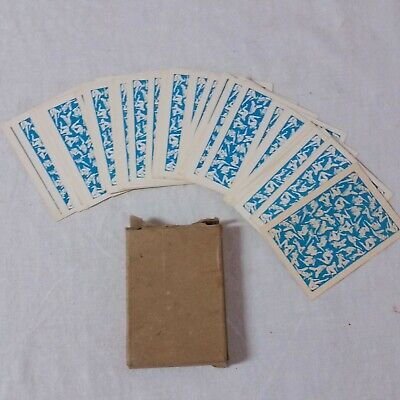 VTG 70s Nude Poker Playing Cards Girls Pin Up Deck Risque 54 Naked Provocative
