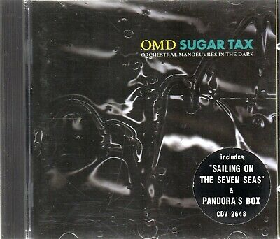 Orchestral Manoeuvres In The Dark - Sugar Tax (CD 1991)