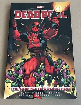 Deadpool By Daniel Way Complete Collection – Volume 1 - Graphic Novel Paperback