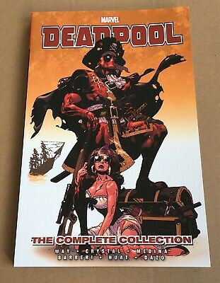 Deadpool By Daniel Way Complete Collection – Volume 2 - Graphic Novel Paperback